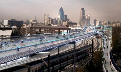 London-skycycle