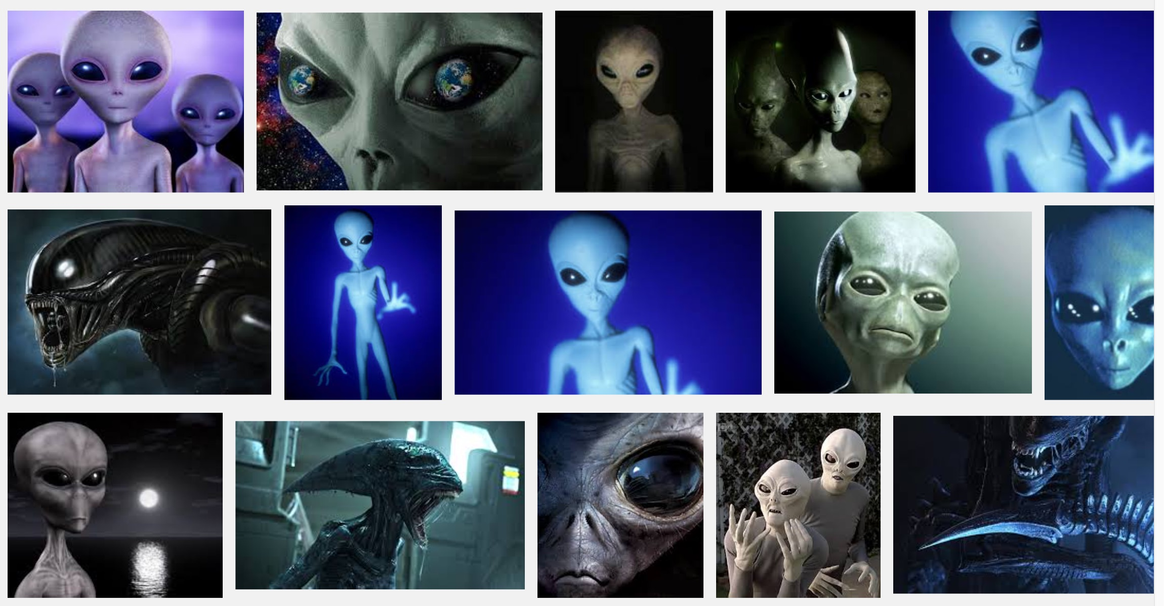 google-search-aliens