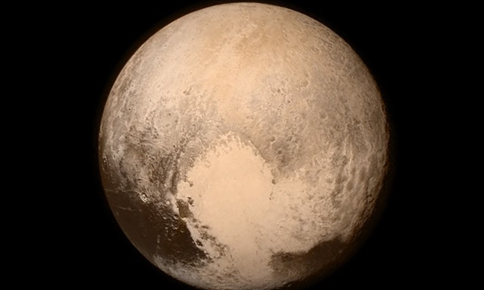 Pluto-New-Horizons-14Jul2015