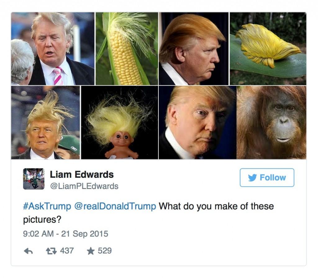 Trump-on-twitter