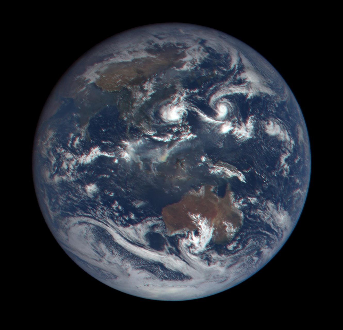 DSCOVR-Earth-image-19Oct2015