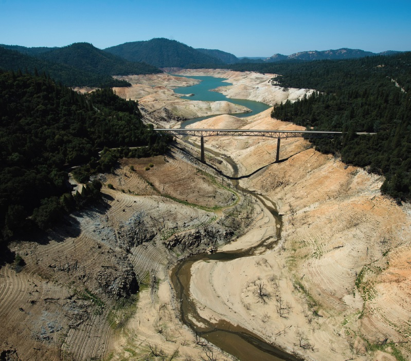CADrought-LakeOroville