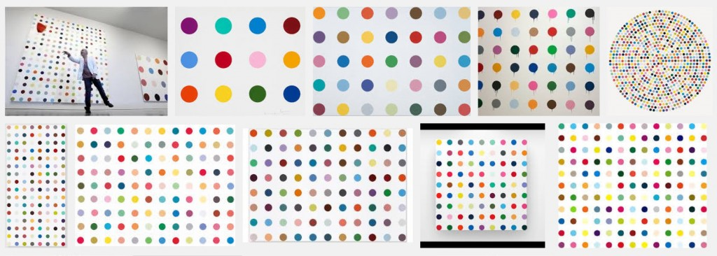 Google-search-Damien-Hirst-Dots