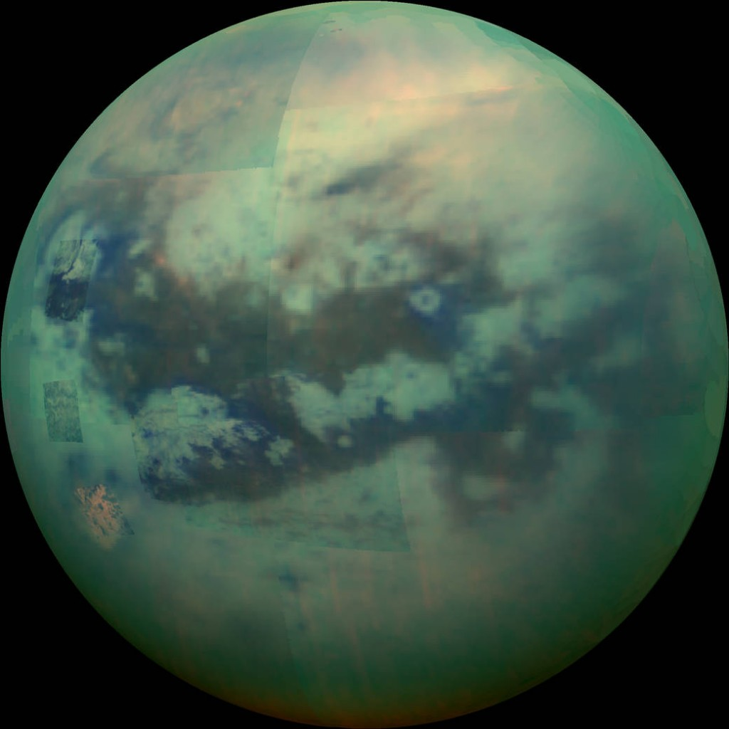 Titan-Cassini- flyby-13Nov2015