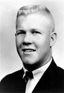 ** FILE **This 1966 file photo shows Charles J. Whitman, a 24-year-old student at the University of Texas, a sniper who killed 16 and wounded 31 from the tower of the University of Texas administration building in Austin, Texas, Aug. 1, 1966. Until the carnage by a student gunman at Virginia Tech in Blacksburg, Va., on Monday, April 16, 2007, the sniping rampage by Whitman from the Austin school's landmark 307-foot tower had remained the deadliest campus shooting in U.S. history. (AP Photo, File)