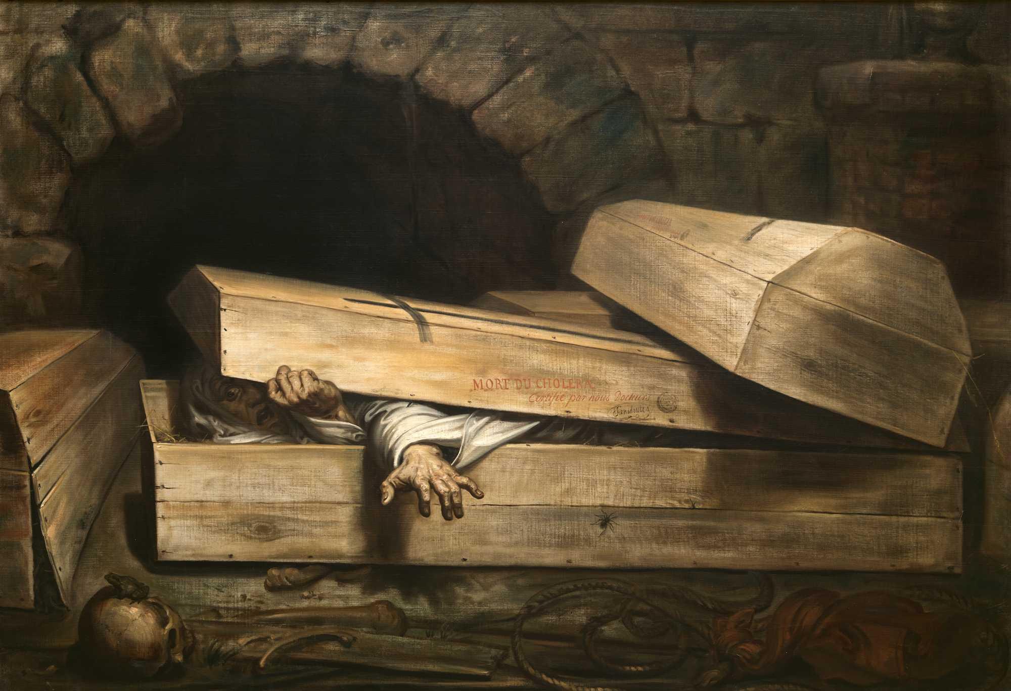 Wiertz-burial